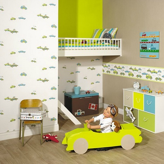 papelcoches with habitacion bebe nio