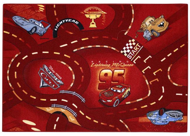 Alfombra Cars Disney