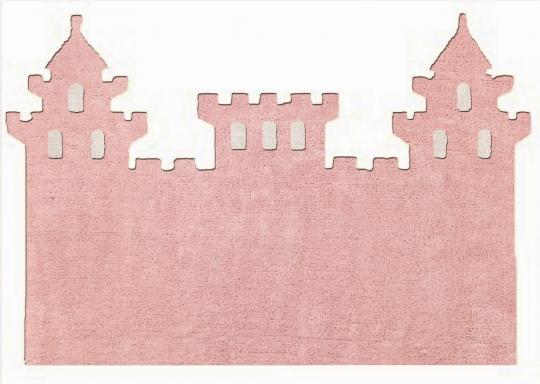 Alfombra infantil Castillo de Princesas