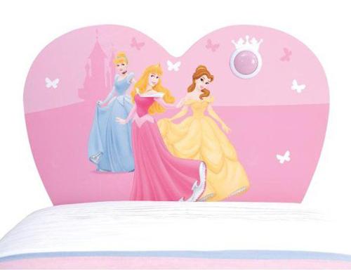 Cabecero infantil de Princesas Disney
