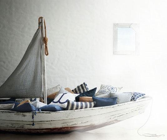 Dormir en una barca