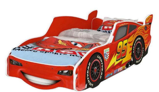 Cama Cars Rayo McQueen