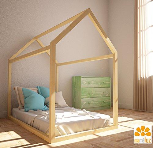 9 camas casita para ni os habitaciones tematicas - Camas infantiles economicas ...
