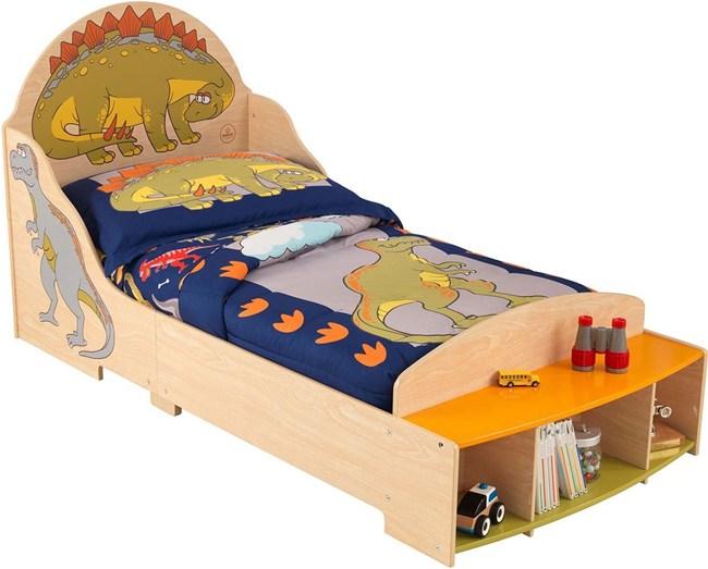 cama dinosaurios