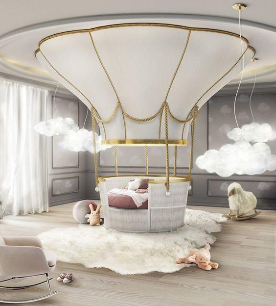 Dormir en un globo aerostático