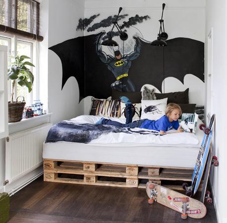 Habitación infantil Batman