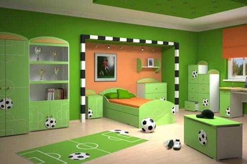Inspiración decoración Futbol