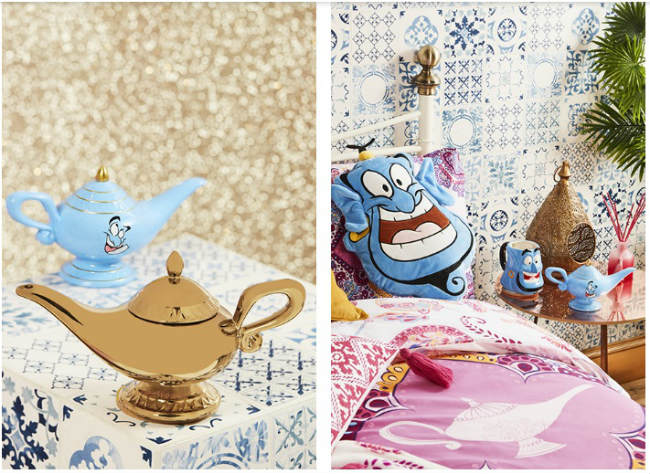 Colección hogar Aladdin de Primark