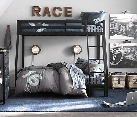 Habitaciones para chicos habitaciones tematicas - Decoracion dormitorio juvenil chico ...