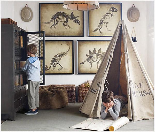 Ideas para una decoración de Dinosaurios