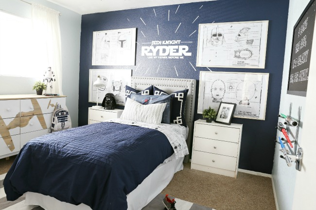 dormitorio star wars-2