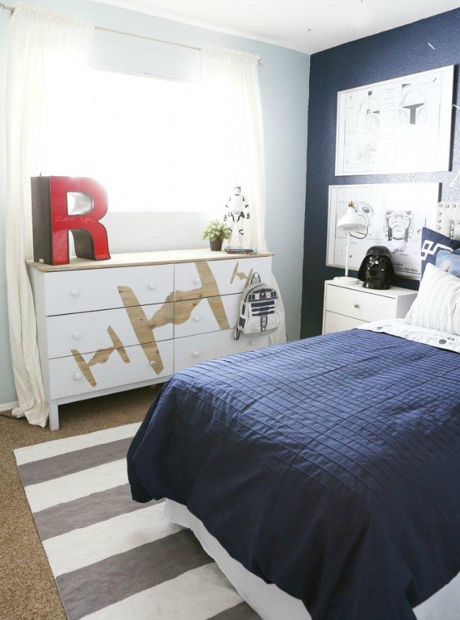 dormitorio star wars-4