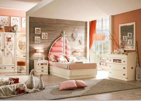 Dormitorio n uticos para ni os habitaciones tematicas - Habitaciones tematicas para ninos ...