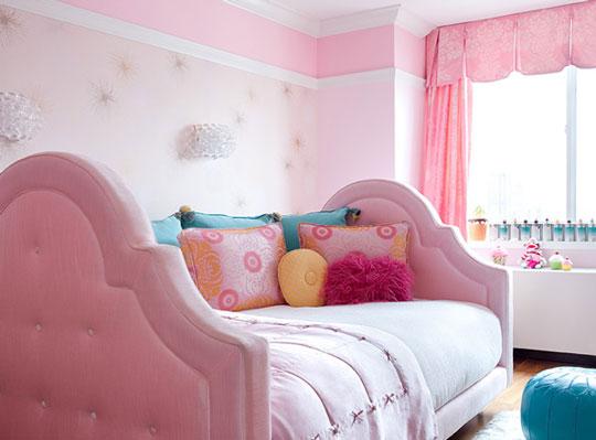 Una habitación infantil muy dulce