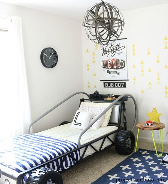 habitacion-cama-coche-2