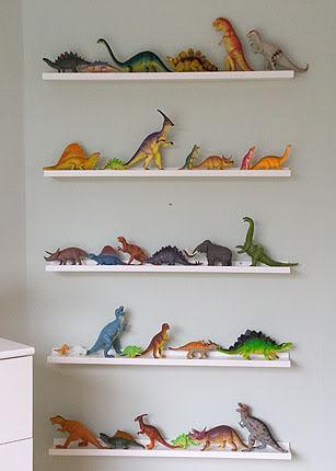 Habitaciones Infantiles De Dinosaurios Habitaciones
