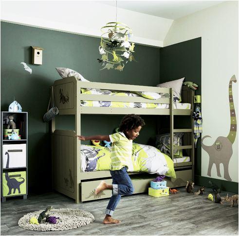 Inspiración Dino Room