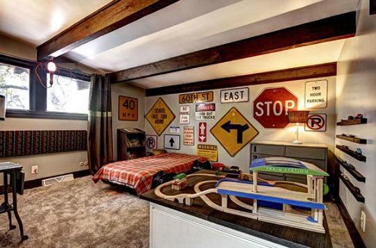 habitacion-juvenil-coches-2