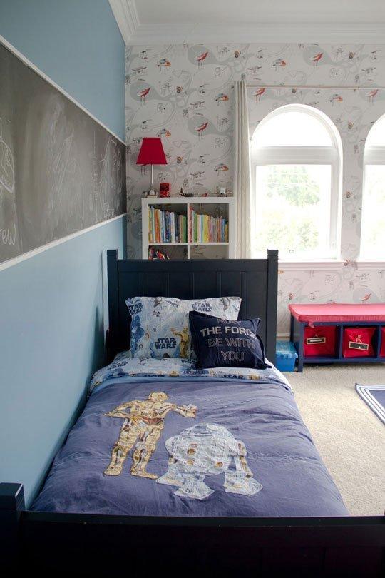 6 habitaciones infantiles star wars habitaciones tematicas