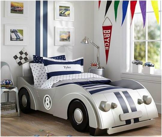 Ideas para las habitaciones temáticas de los chicos