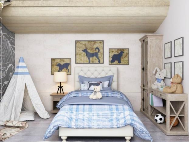 Habitaciones para ni os habitaciones tematicas - Habitacion para 2 ninos ...