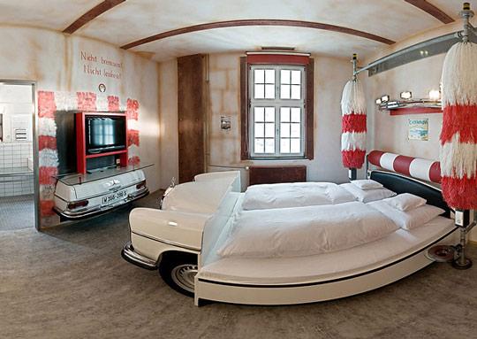 Habitaciones de coches para ni os habitaciones tematicas - Habitaciones tematicas para ninos ...
