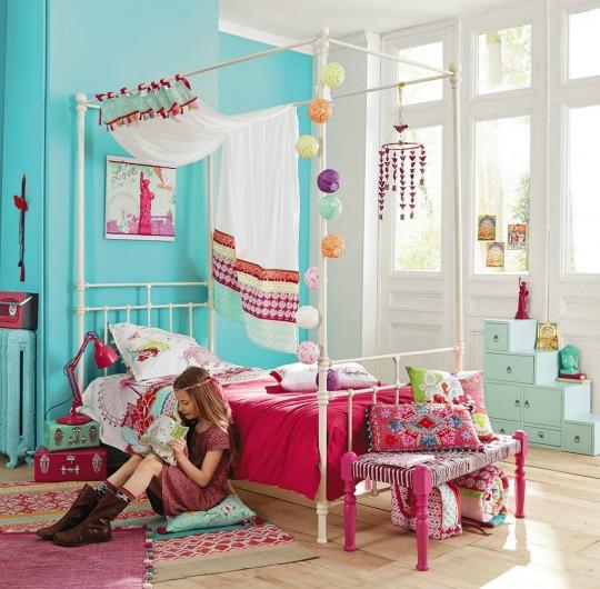 Habitaciones juveniles de Princesas Habitaciones Tematicas