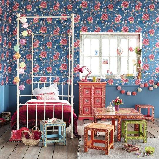 habitaciones-juveniles-princesas-7