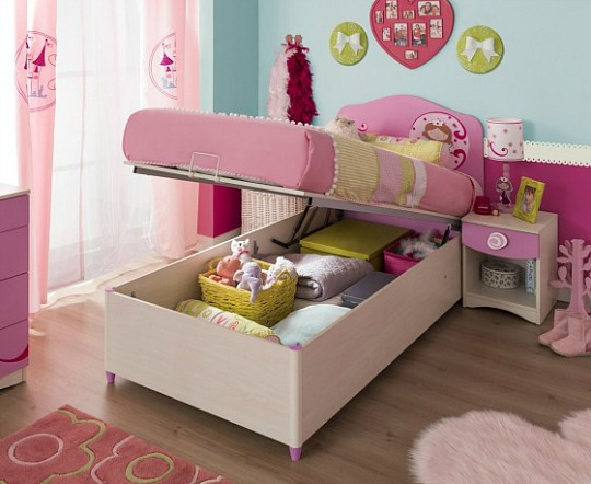 Muebles de princesas disney muebles de princesas disney for Muebles disney