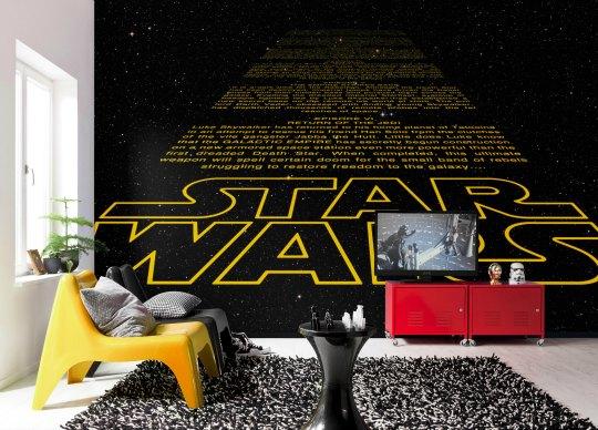 Murales de Stars Wars