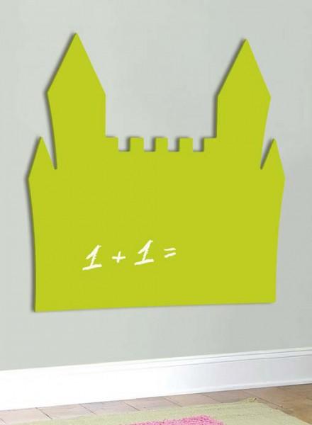 Pizarra Castillo para habitaciones de princesas