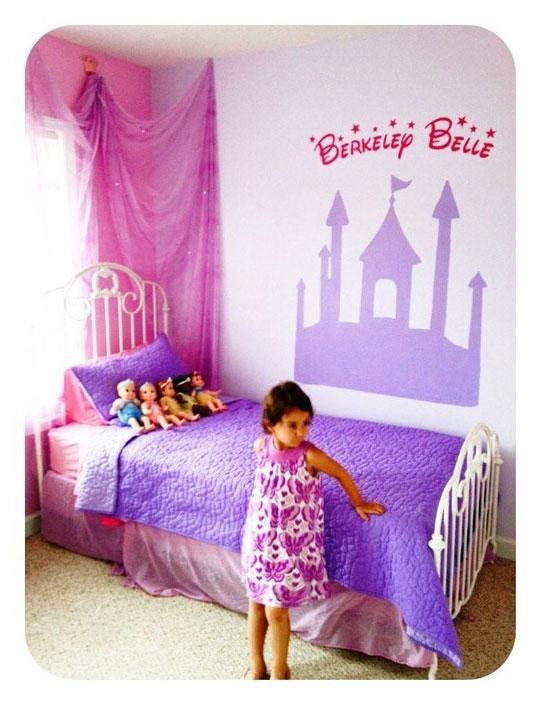 Inspiración decoración Princesas