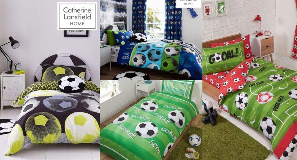 Ropa de cama Fútbol