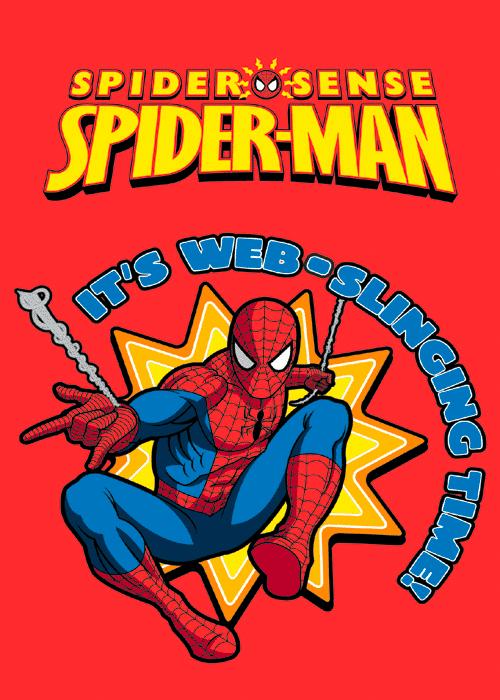 Alfombras infantiles de Spiderman