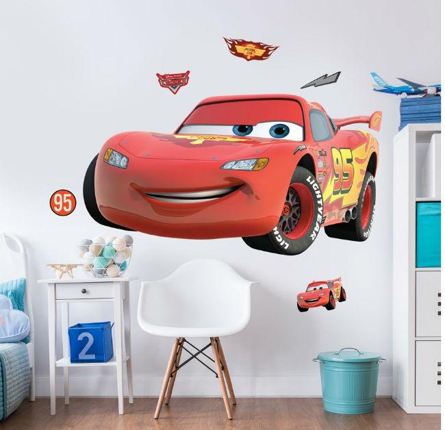 Vinilo Cars Disney