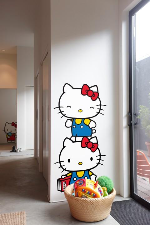 Vinilos Hello Kitty de Blik